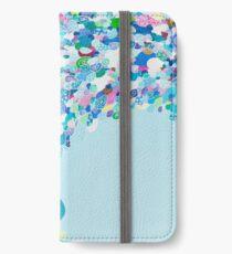 Blue Sea iPhone Wallet/Case/Skin