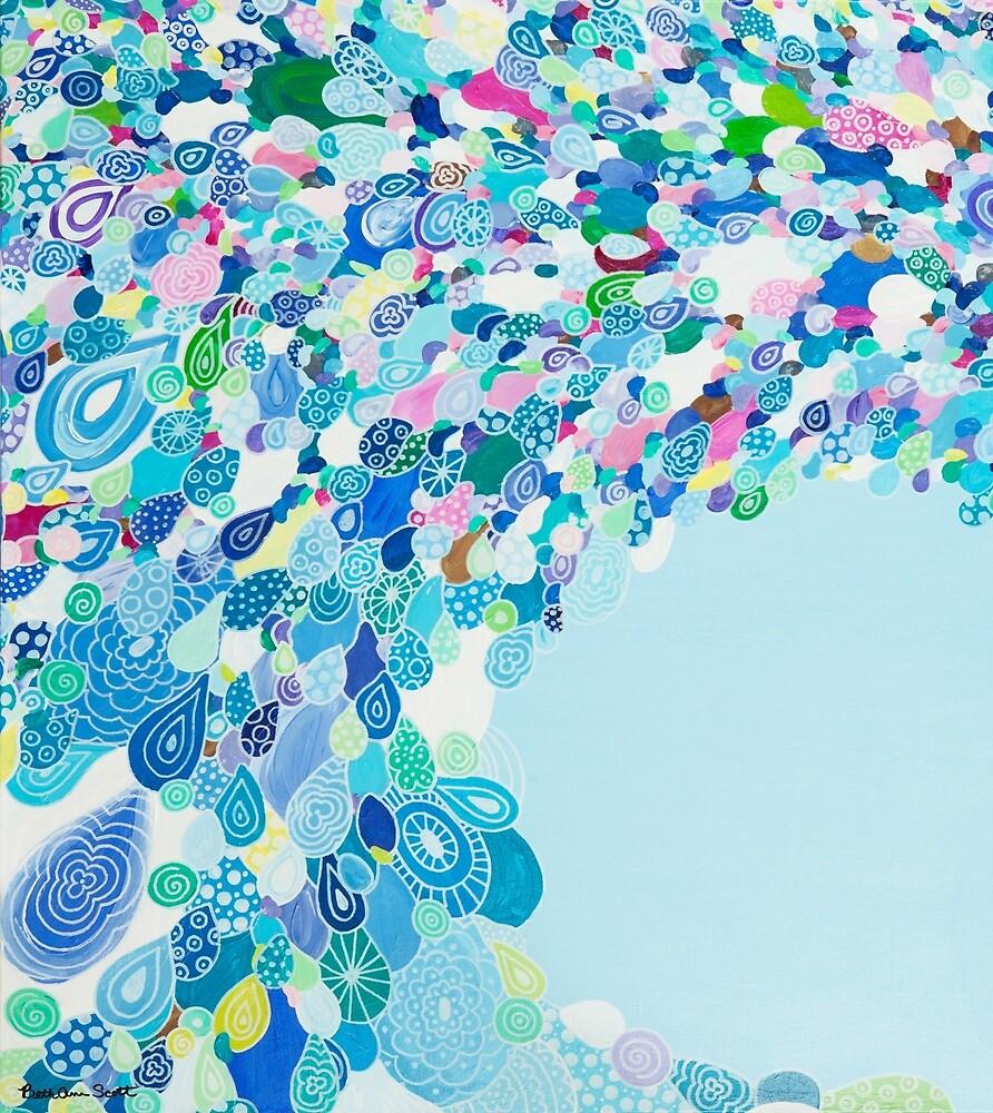Blue Sea by Beth Ann  Scott
