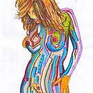 Stripes by Juhan Rodrik