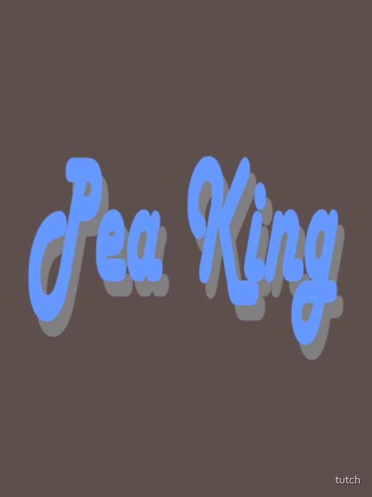 pea king blue  by tutch