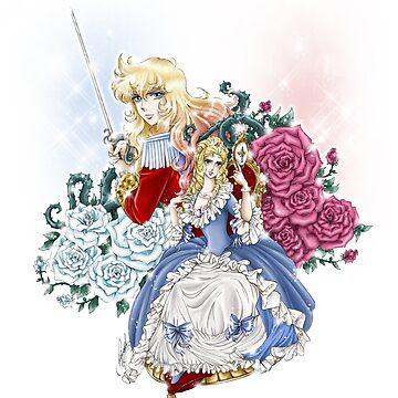 Lady Oscar by Clarice82