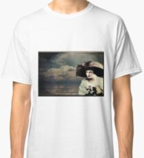 Lady by the Sea Classic T-Shirt