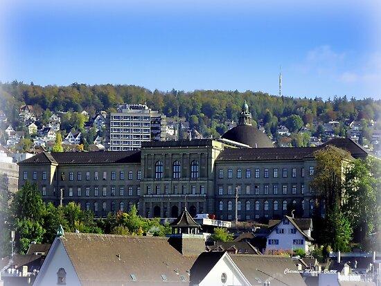 Zurich University  by Charmiene Maxwell-Batten