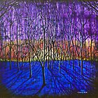 'THE VIOLET DAWN' by Jerry Kirk