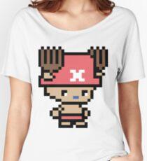 Chopper Pixel Women's Relaxed Fit T-Shirt