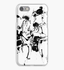 """Without Doubt"" Couple in love - ink drawing iPhone Case/Skin"