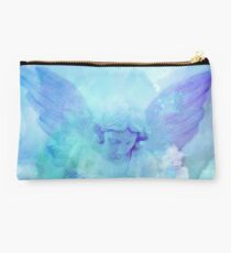 Angels Watching Over Me by Marie Sharp Studio Pouch