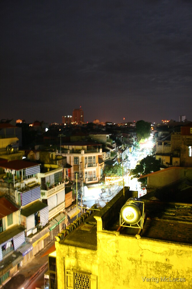 Ha Noi Glows by Verity McLucas
