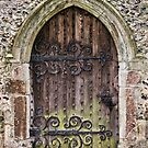 Old Door by JEZ22