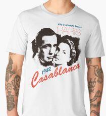 Camiseta premium para hombre Casablanca