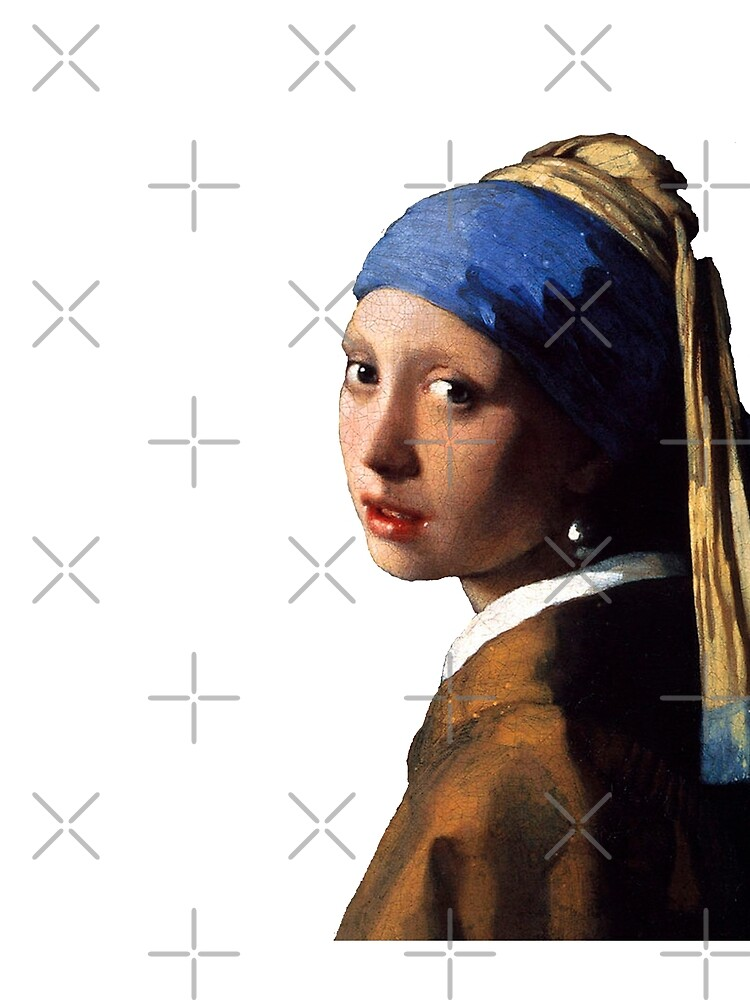 The Girl With A Pearl Earring by LexBauer