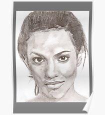 Freema Agyeman as Martha Jones Poster