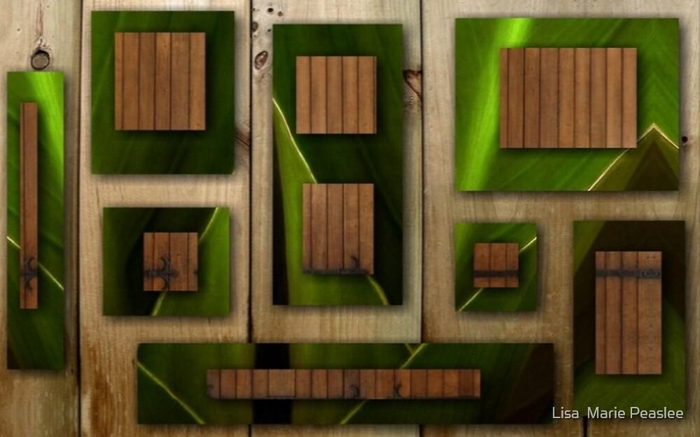 Nature Block by Lisa  Marie Peaslee