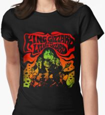 king gizzard Womens Fitted T-Shirt