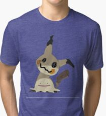 Ditto Mimikyu Tri-blend T-Shirt