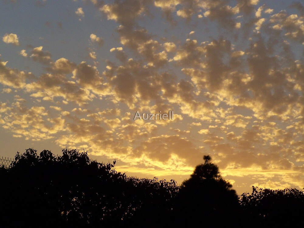 Clouds of Smoke by Auzriell