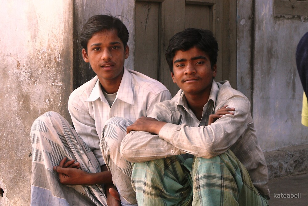 Indian boys by kateabell