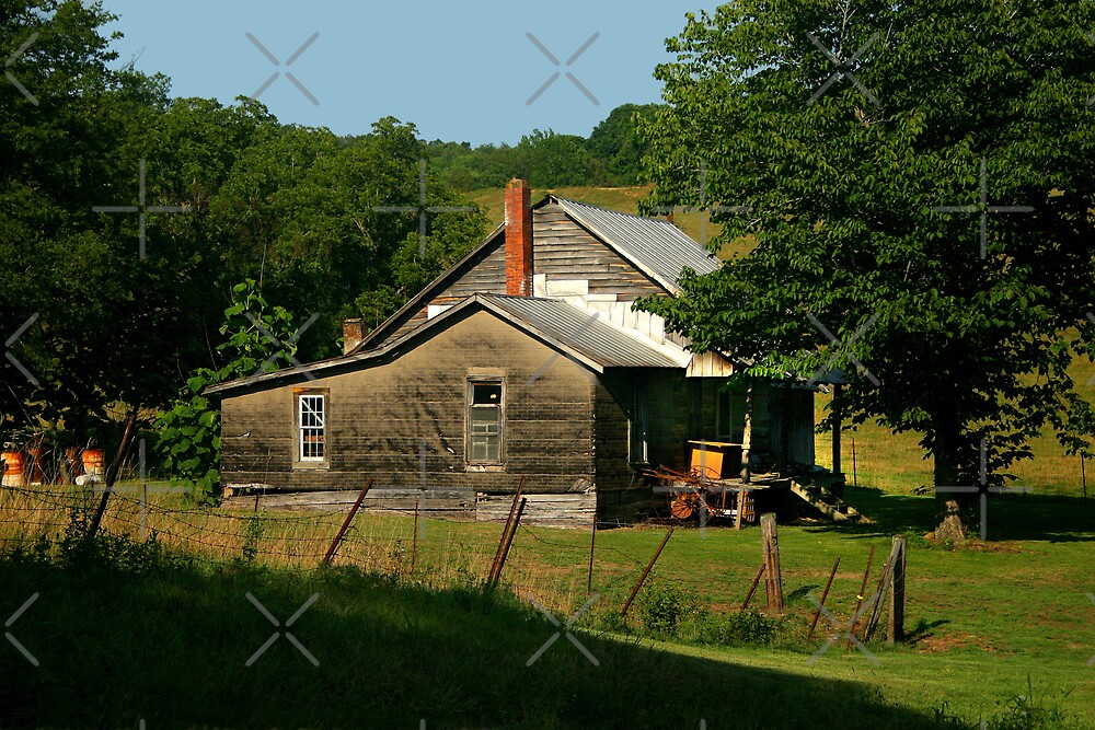 Old Homestead by Lisa G. Putman