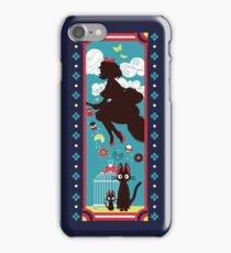 Witch's Tower iPhone Case/Skin
