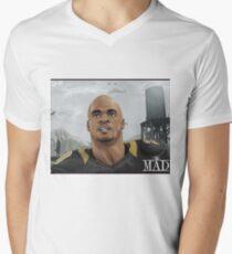 A. PETERSON / NEW ORLEANS Mens V-Neck T-Shirt
