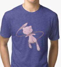 Ditto Mew Tri-blend T-Shirt