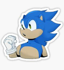 Sonic Believes in You Sticker