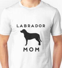 Labrador Mom for Fur Mamas Unisex T-Shirt
