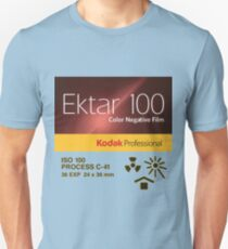 Kodak Ektar 100 - 35mm Color Negative Film Unisex T-Shirt