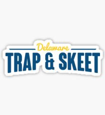 Delaware Trap and Skeet Sticker