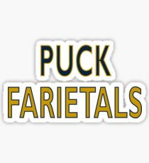 Puck Farietals Sticker