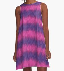 Cheshire Cat 01 A-Line Dress