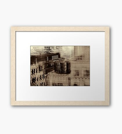 Tower Hill Framed Print