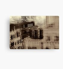 Tower Hill Canvas Print