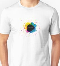 CMYK Colors t-shirts Unisex T-Shirt