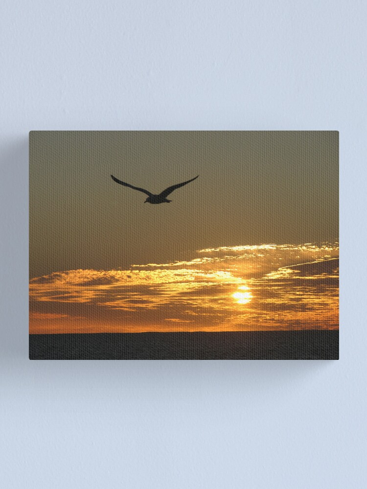 Alternate view of Homeward Bound Canvas Print