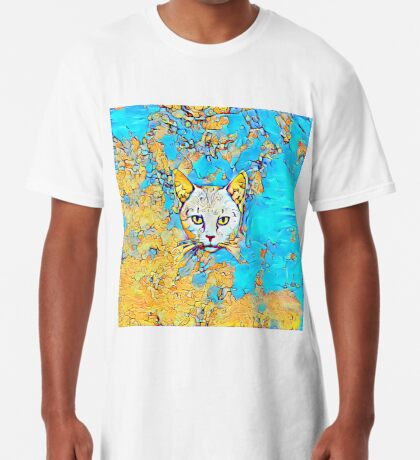 Catus Long T-Shirt