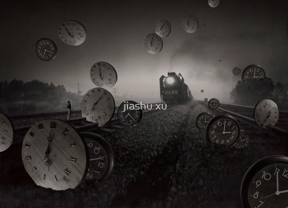 Dream 35-Time is coming! by jiashu xu