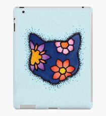 Feline Flowers iPad Case/Skin