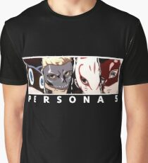 persona 5 Graphic T-Shirt