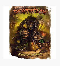 Deathclaw Photographic Print
