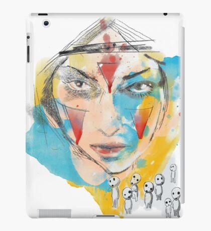 inked princess v2 iPad Case/Skin