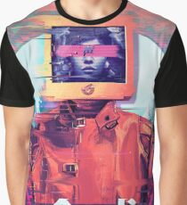 Synthetic Dream.exe Graphic T-Shirt