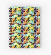 Artists Palette  Spiral Notebook