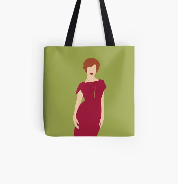 Joan Holloway Mad Men Tote bag doublé