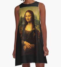 Mona Lisa A-Line Dress