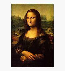 Mona Lisa Photographic Print