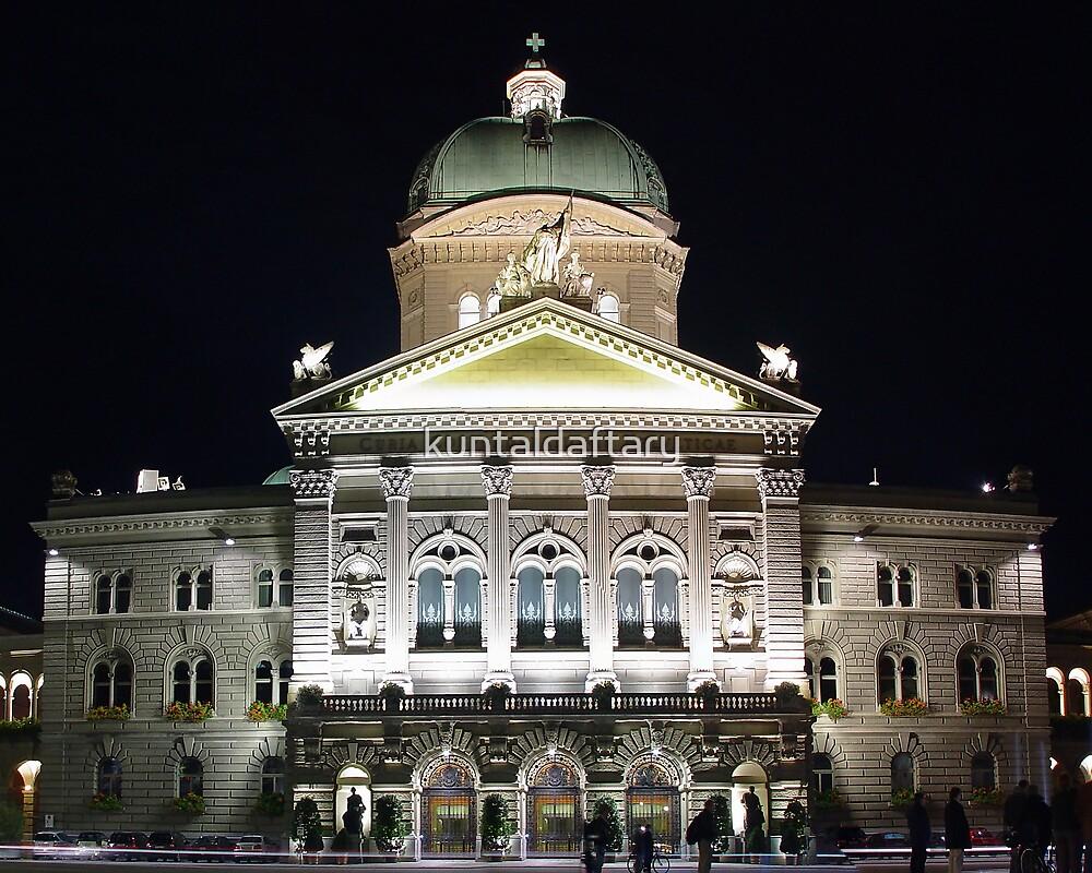 Bundeshaus by kuntaldaftary