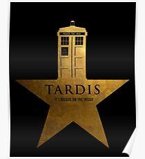 TARDIS - It's Bigger on the Inside Poster