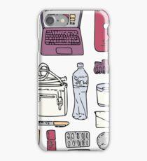 Mundane Objects  iPhone Case/Skin