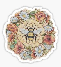 Bumble Zen Sticker